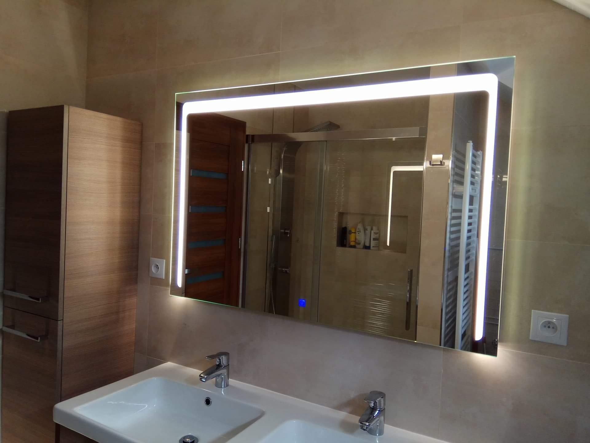 ESMIRA LED zrkadlo 02