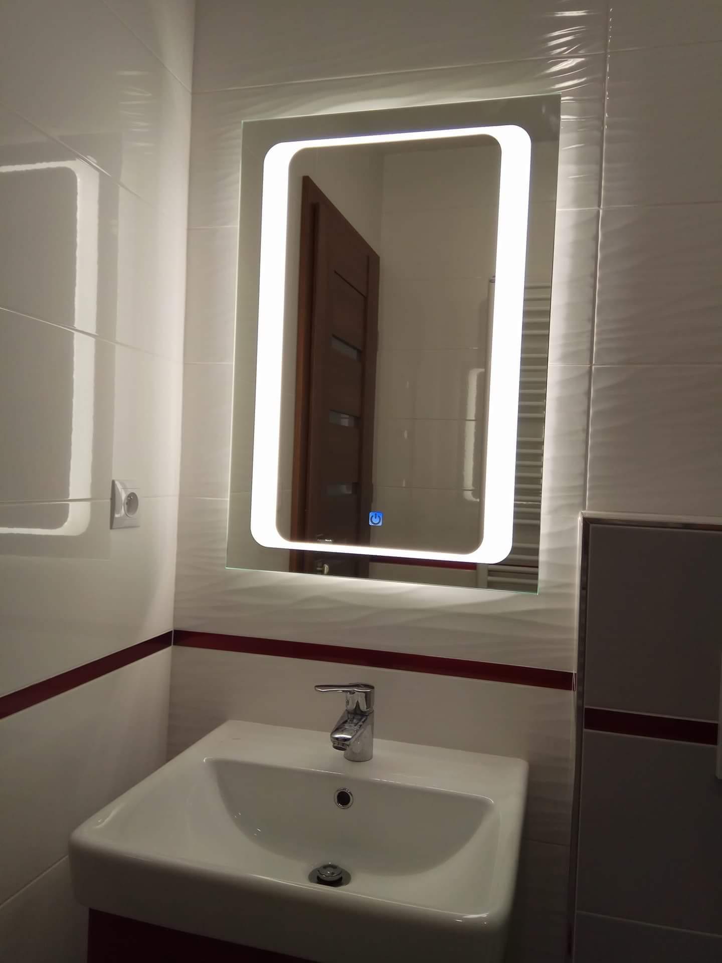 ESMIRA - LED zrkadlo 03